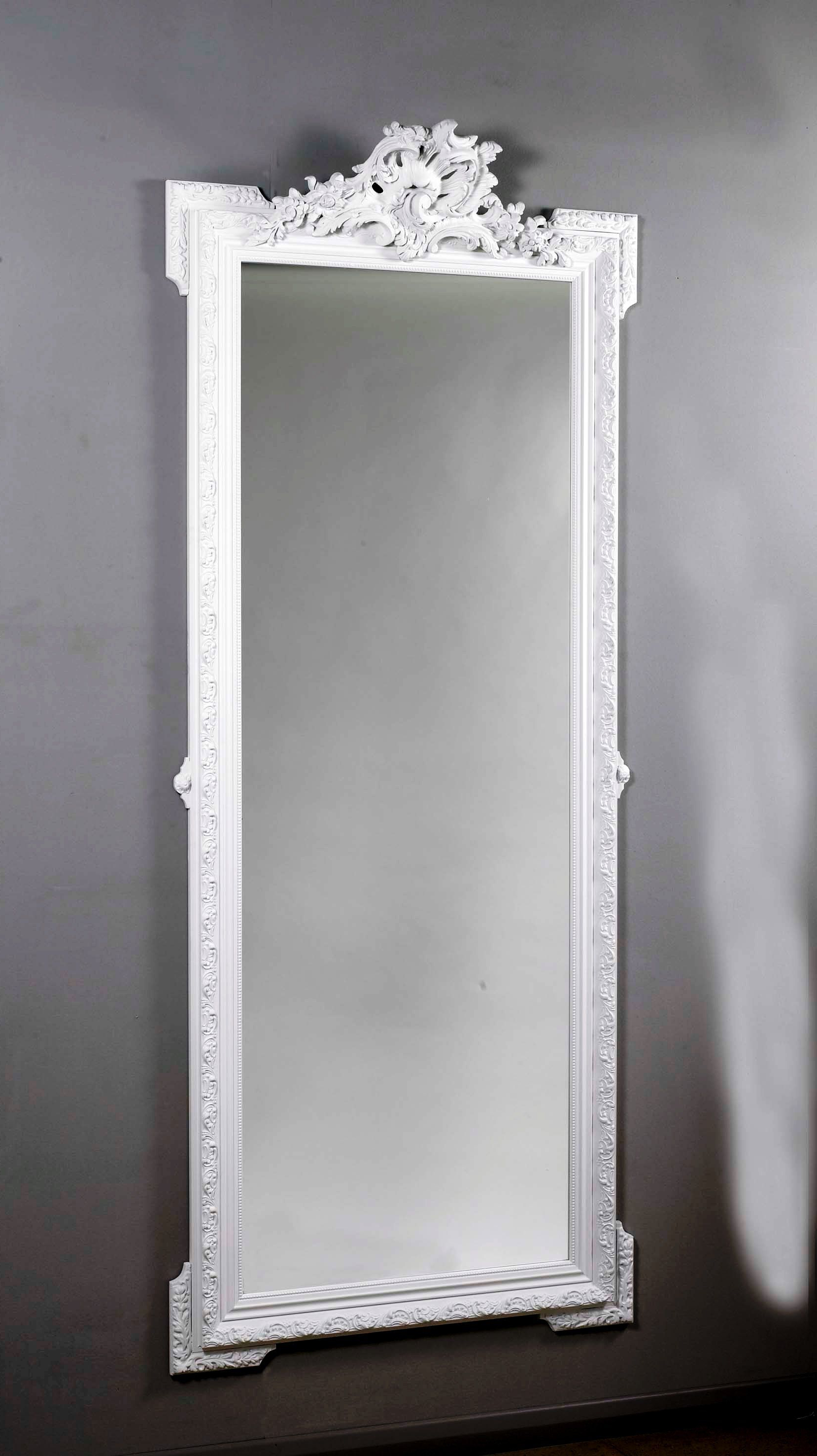 My Style Pertaining To Best And Newest White Full Length Wall Mirrors (View 3 of 20)