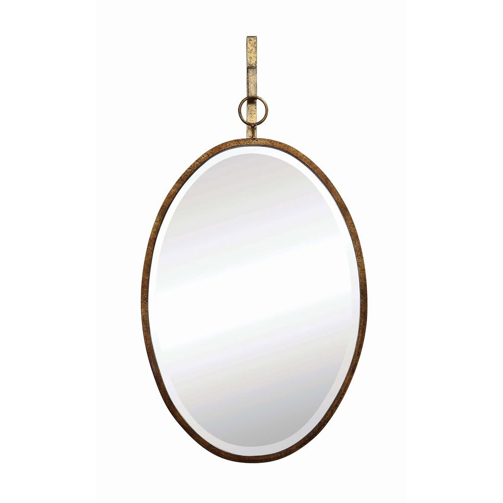 Nautical Wall Mirrors With Regard To Most Up To Date Oval Decorative Wall Mirror (Gallery 14 of 20)