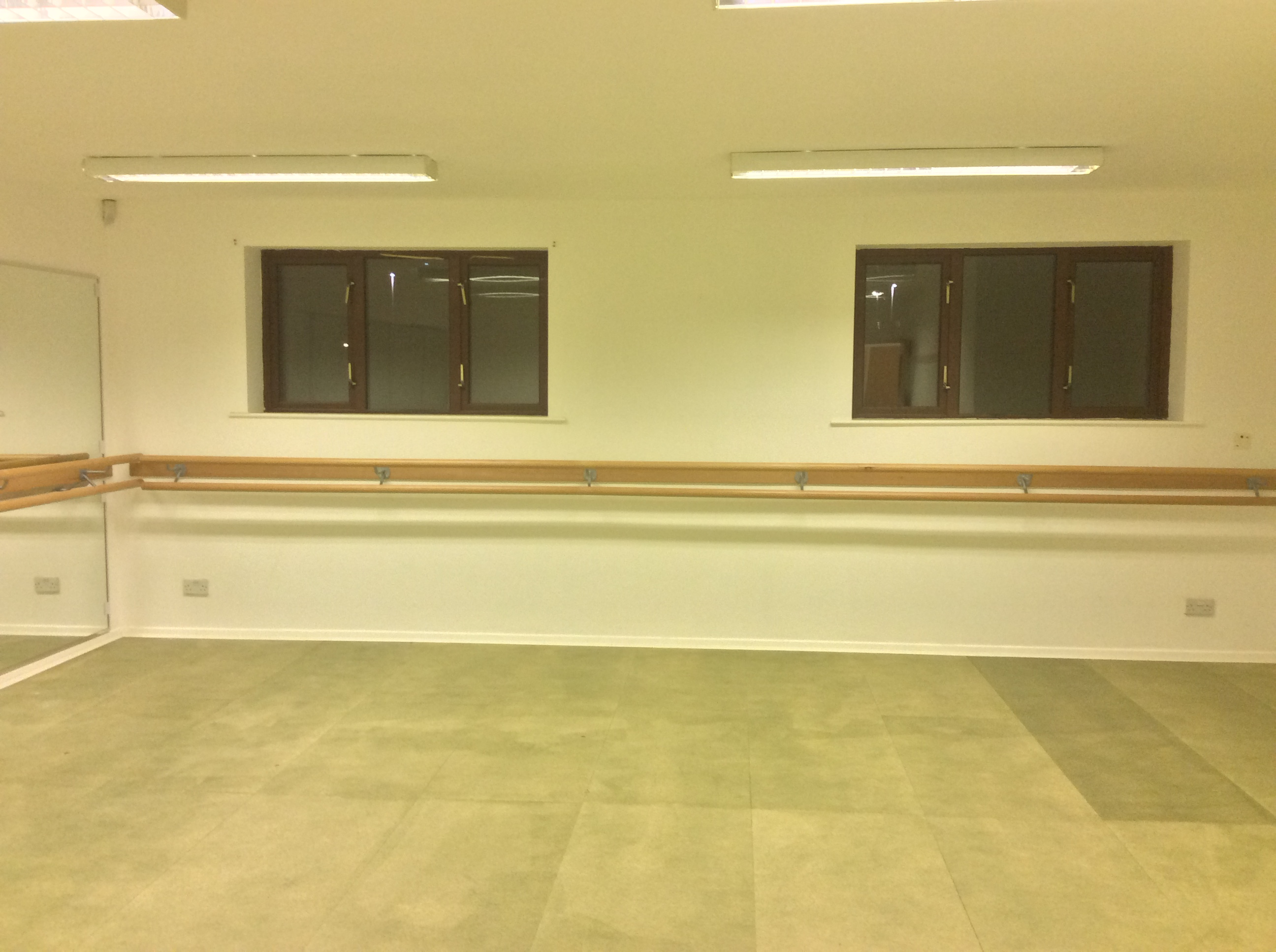 New Dance Studio Mirrors & Barres For Just Dance, Sheffield – Glass Pertaining To Most Up To Date Dance Studio Wall Mirrors (Gallery 10 of 20)