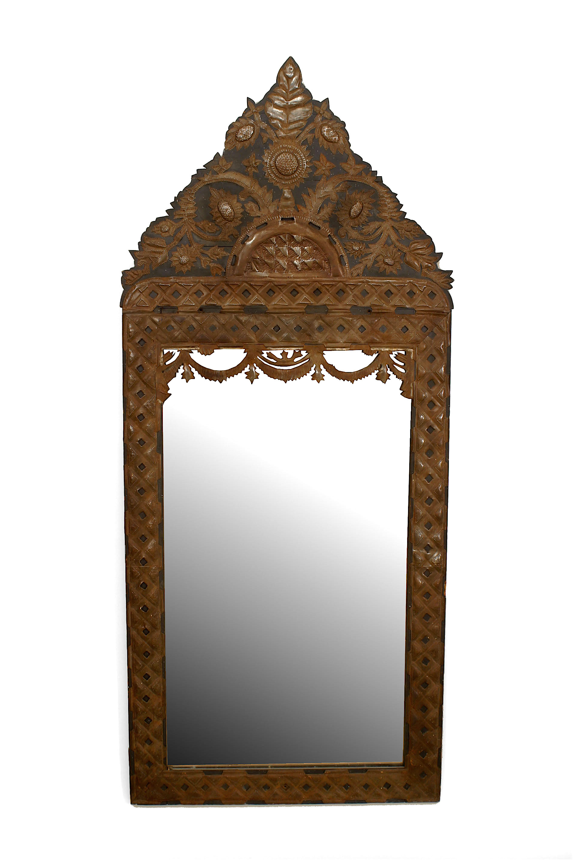 Newel Within Recent Mexican Wall Mirrors (Gallery 10 of 20)