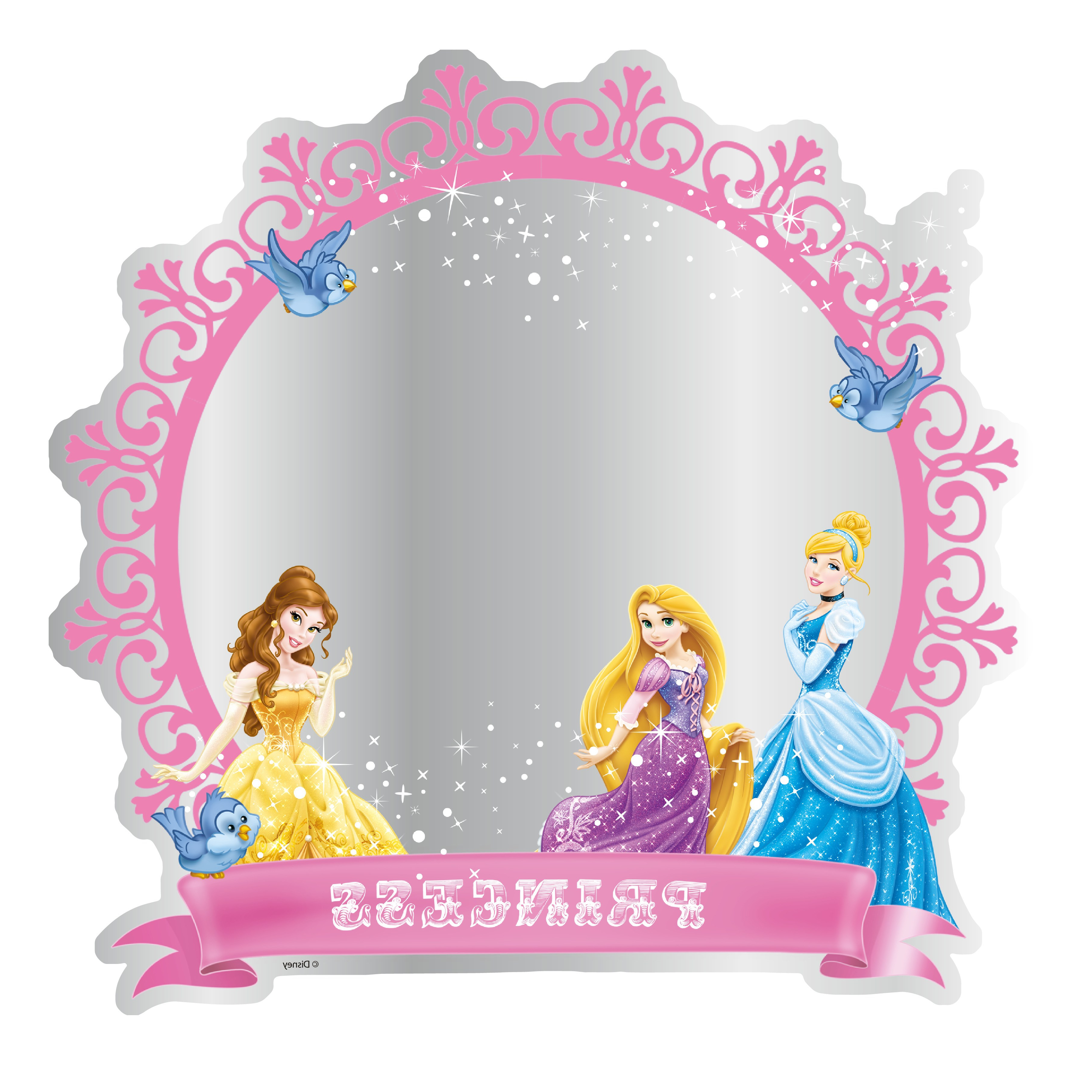 Newest Disney Princess Wall Mirror – Ronniebrownlifesystems Inside Disney Wall Mirrors (View 6 of 20)
