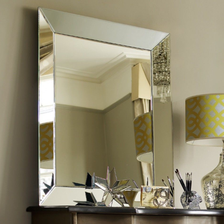 Newest Extra Large Bevelled Edge Wall Mirrors Throughout Bevelled Edge Mirrors (Gallery 18 of 20)