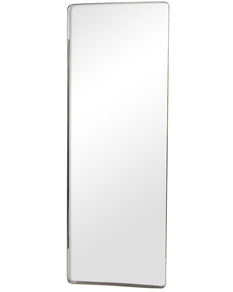 Newest Framed Full Length Wall Mirrors Regarding Achiostra – Pewter Framed Wall Mirror H:162cm, Full Length, Extra (View 10 of 20)