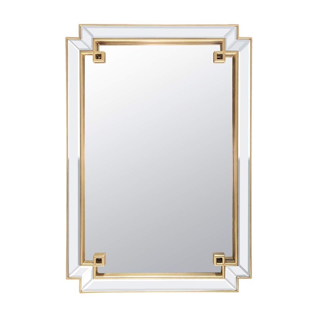 Newest Hanging Wall Mirrors For Bathroom Pertaining To Amazon: Bathroom Mirrors Hanging On The Wall Mirror Sink Wall (View 6 of 20)