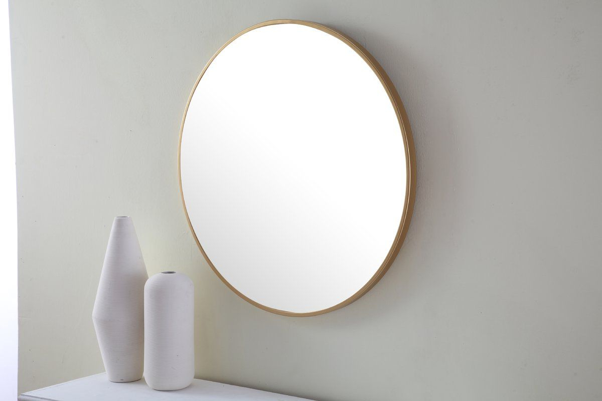 Newest Needville Modern & Contemporary Accent Mirror (View 17 of 20)