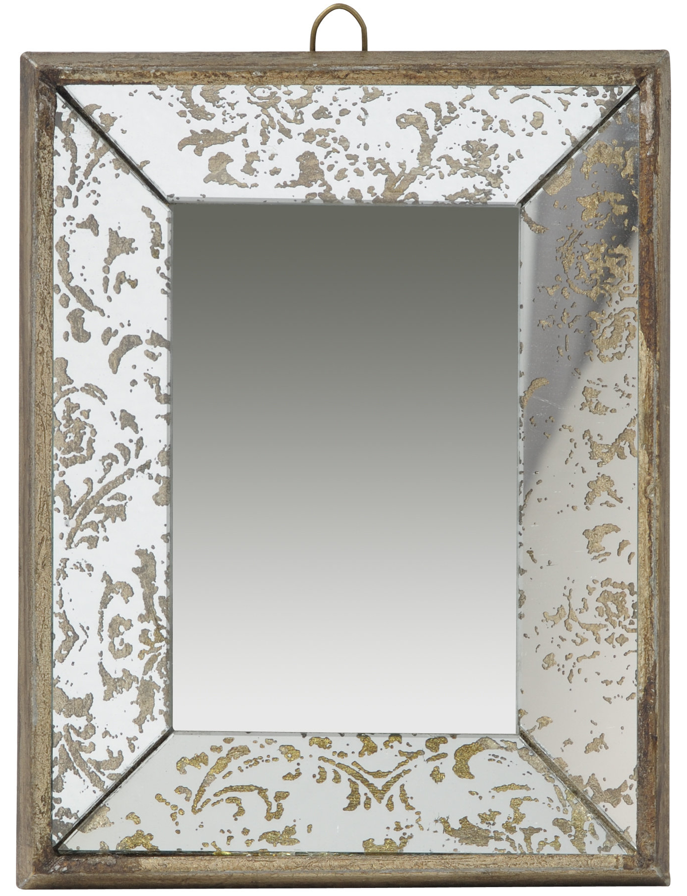 Newest Polanco Accent Mirror Within Stamey Wall Mirrors (View 10 of 20)