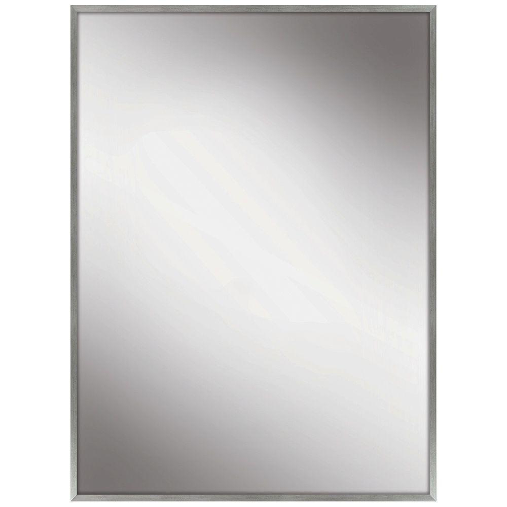 No Frame Wall Mirrors Regarding Newest Home Decorators Collection 22 In. W X 28 In (View 12 of 20)