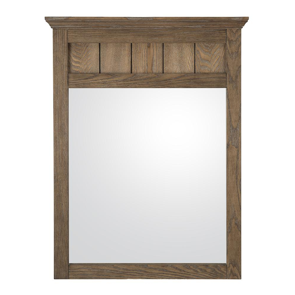 Featured Photo of Oak Framed Wall Mirrors