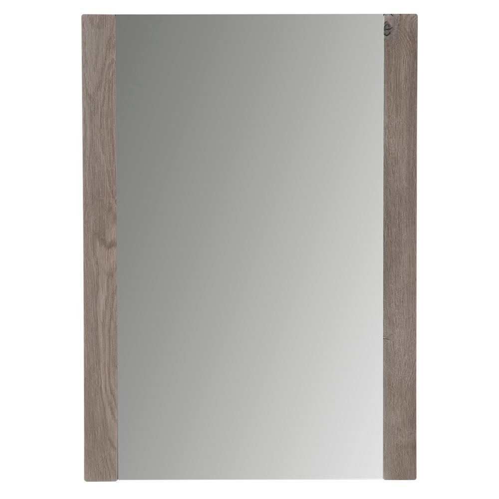 Oak Wall Mirrors In Most Popular Domani 20 In. W X 28 In (View 10 of 20)
