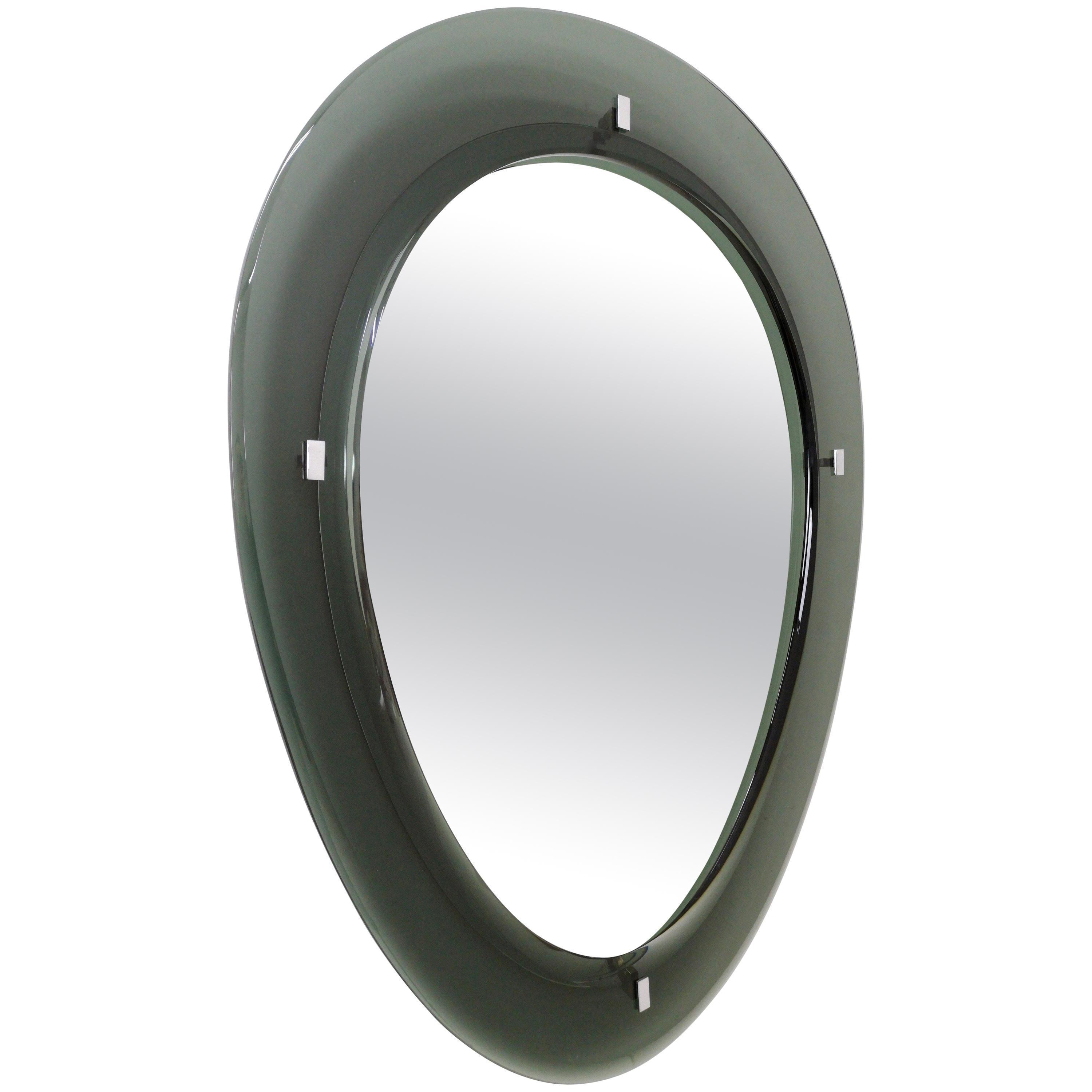 [%[On Hold] Oval Shaped Wall Mirror With Beveled Glass Framefontana Arte,  Italy, 1950S In Preferred Oval Shaped Wall Mirrors|Oval Shaped Wall Mirrors With Best And Newest [On Hold] Oval Shaped Wall Mirror With Beveled Glass Framefontana Arte,  Italy, 1950S|Widely Used Oval Shaped Wall Mirrors Throughout [On Hold] Oval Shaped Wall Mirror With Beveled Glass Framefontana Arte,  Italy, 1950S|Recent [On Hold] Oval Shaped Wall Mirror With Beveled Glass Framefontana Arte,  Italy, 1950S Within Oval Shaped Wall Mirrors%] (View 1 of 20)