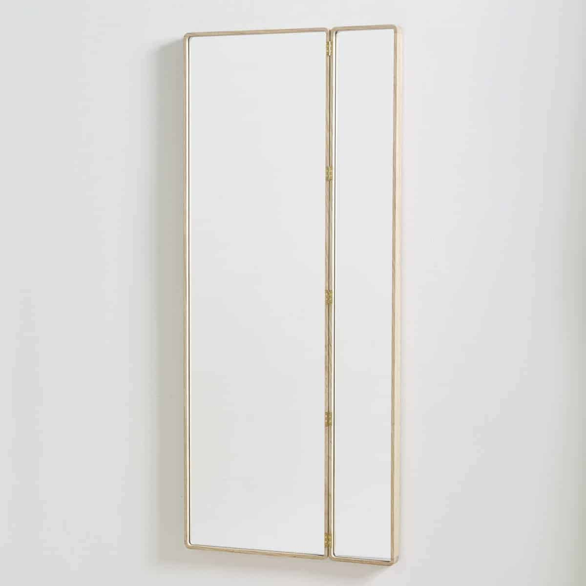Ori Wall Mirror Pertaining To Fashionable Hinged Wall Mirrors (View 3 of 20)