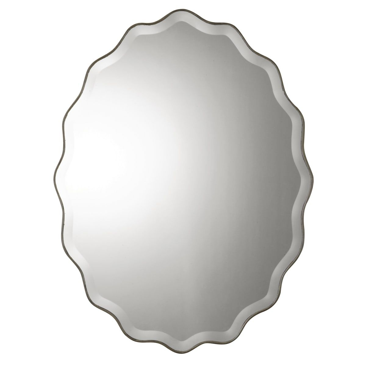 Oval Mirror, Mirror, Home (View 14 of 20)