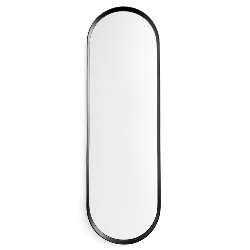 Oval Wall Mirrors Inside Widely Used New Norm Decor Oval Wall Mirror (View 18 of 20)