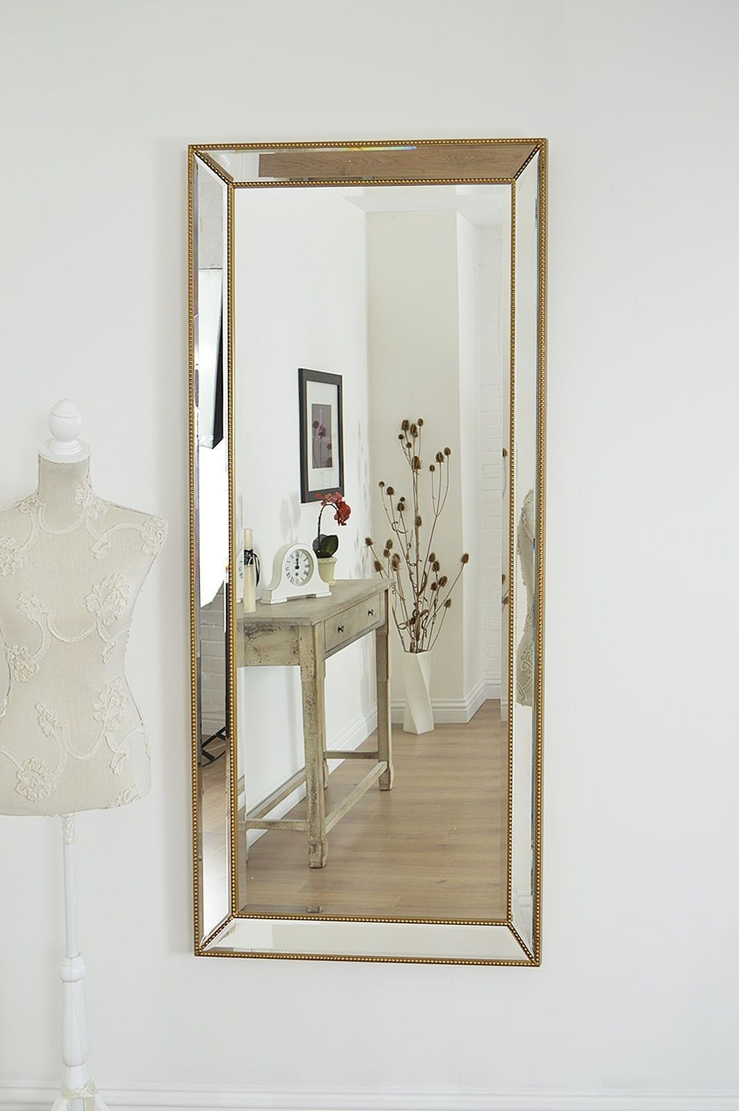 Oval With Well Known Oversized Wall Mirrors (View 6 of 20)
