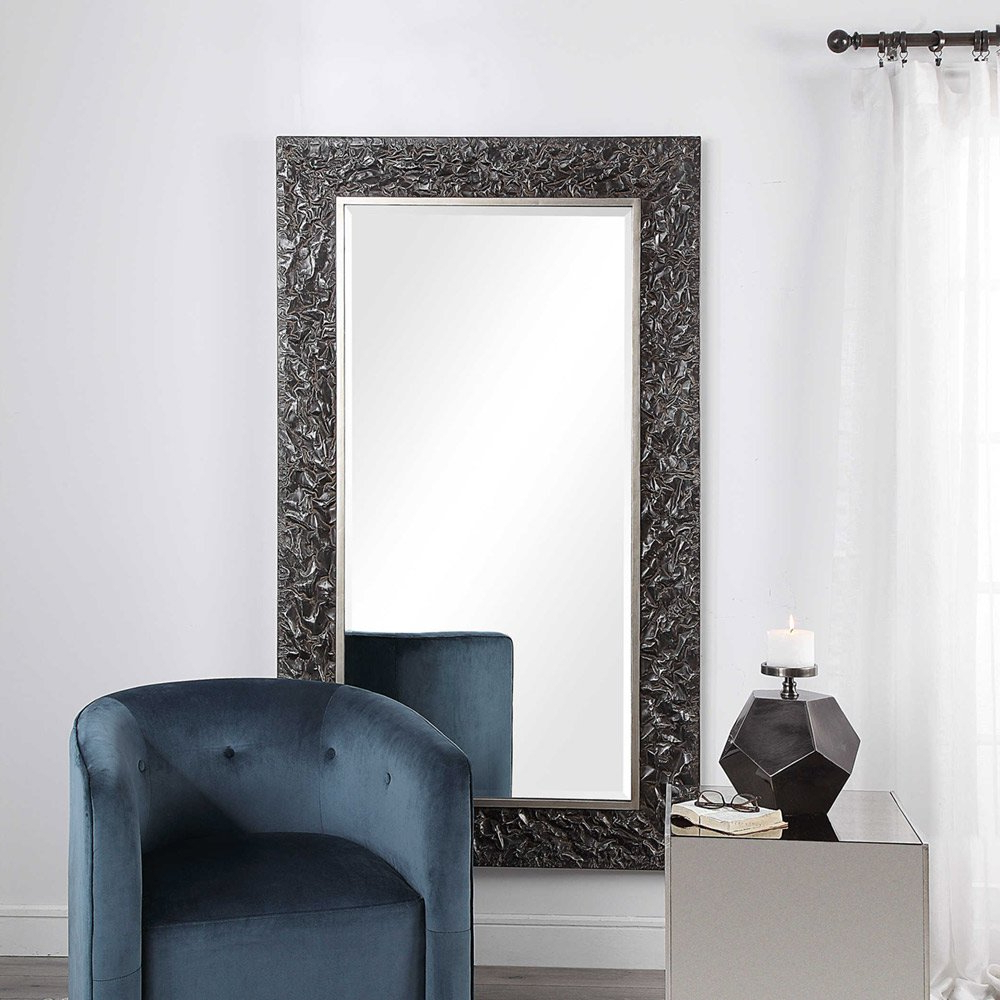 Oversize Axel Mirroruttermost 107cm X 183cm With Regard To Best And Newest Oversize Wall Mirrors (View 14 of 20)