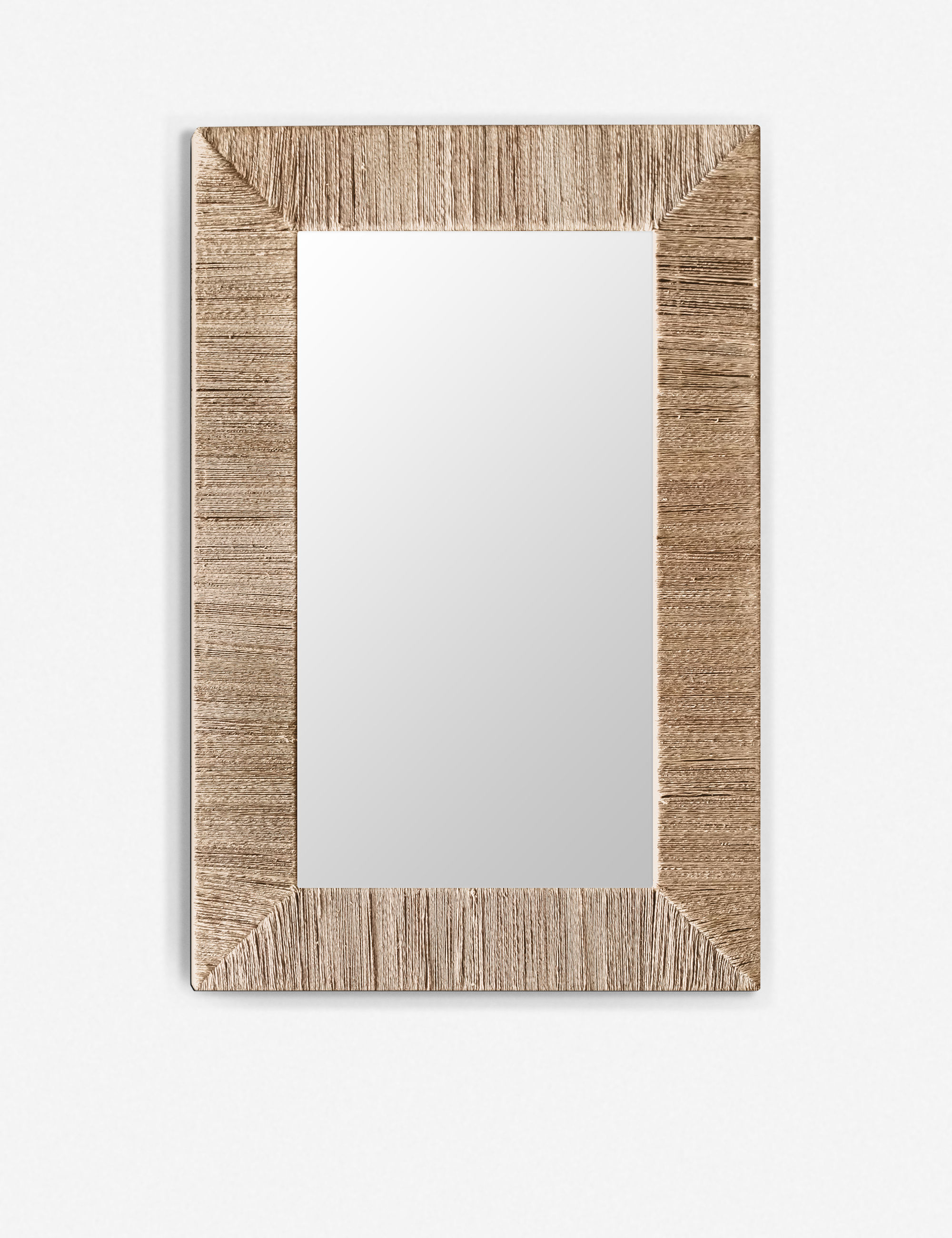 Owens Accent Mirrors Intended For Well Known Sunetta Mirror, Natural (View 12 of 20)