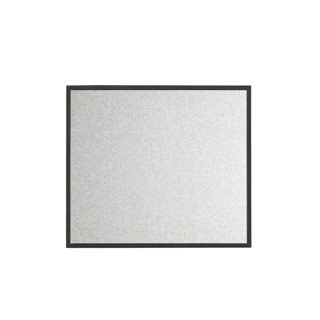 Parsons Wall Mirrors Within Most Recently Released Amazon: Madison Park Parsons Decor Mirror Black See Below: Home (View 13 of 20)