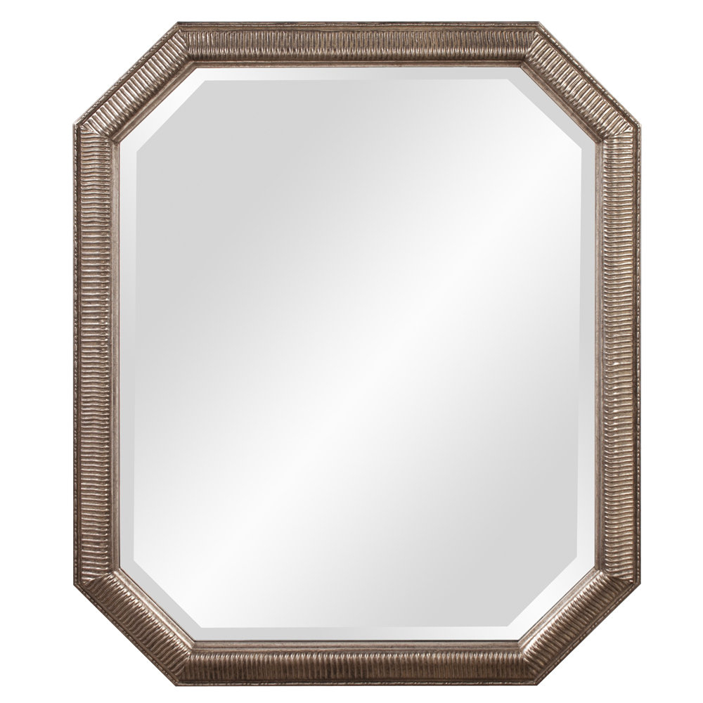 Patrizia Traditional Accent Mirror Throughout Trendy Maude Accent Mirrors (View 13 of 20)