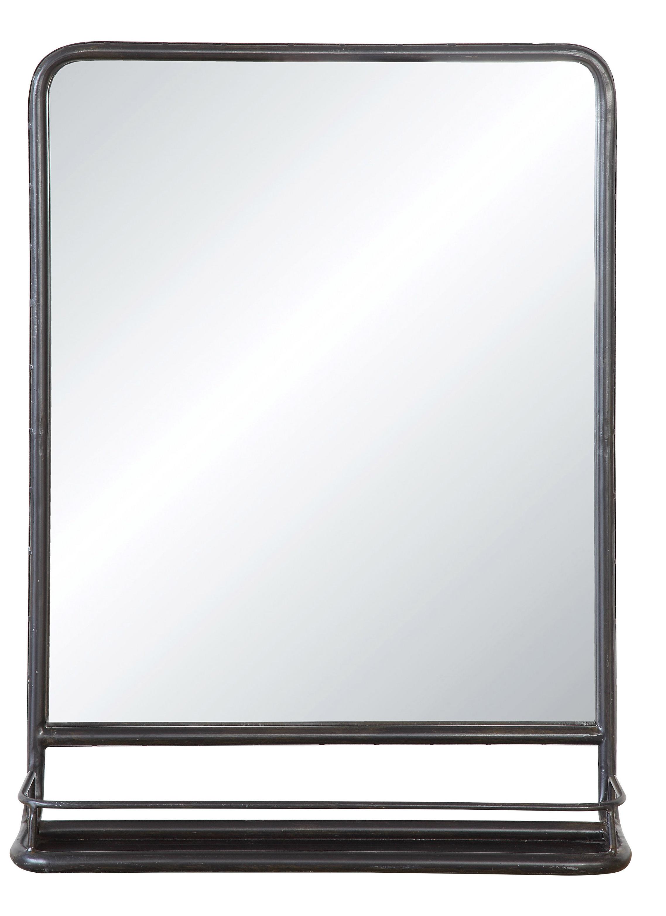 Peetz Modern Rustic Accent Mirror Pertaining To Famous Peetz Modern Rustic Accent Mirrors (View 2 of 20)
