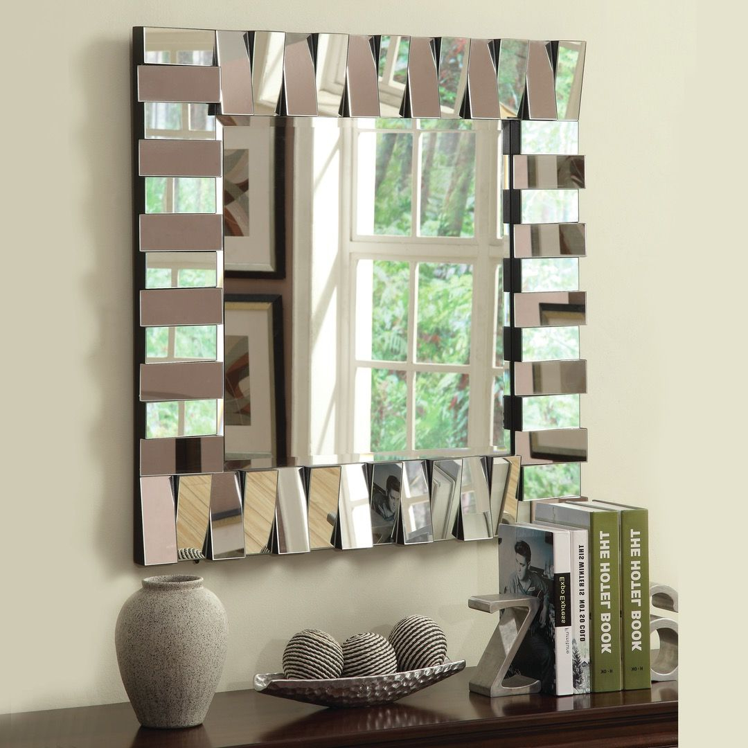 Pennsburg Rectangle Wall Mirrors Intended For Well Known Ideen Für Dekoration Spiegel Designs – Spiegel Designs Bieten Eine (View 13 of 20)