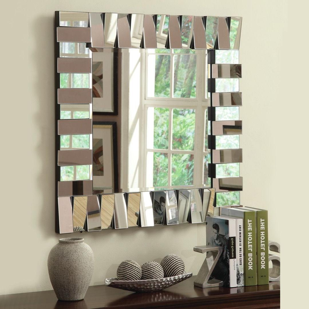 Pennsburg Rectangle Wall Mirrors Intended For Well Known Ideen Für Dekoration Spiegel Designs – Spiegel Designs Bieten Eine (View 11 of 20)