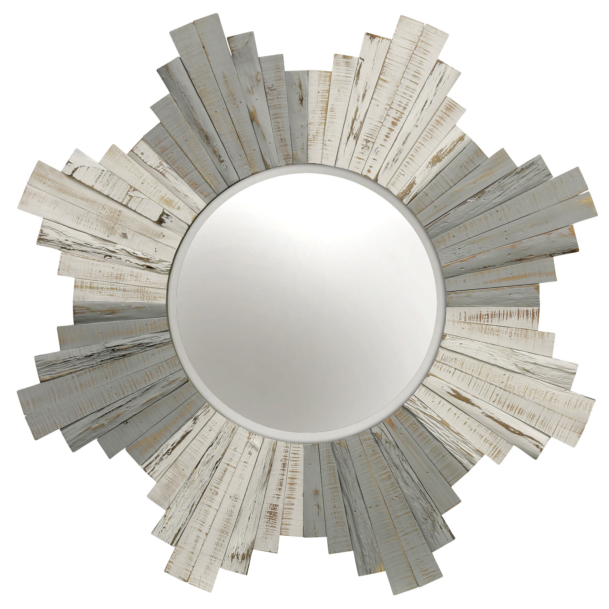Perillo Burst Wood Accent Mirrors Regarding Well Known Beyonce Natural Wood Wall Mirror (Gallery 10 of 20)