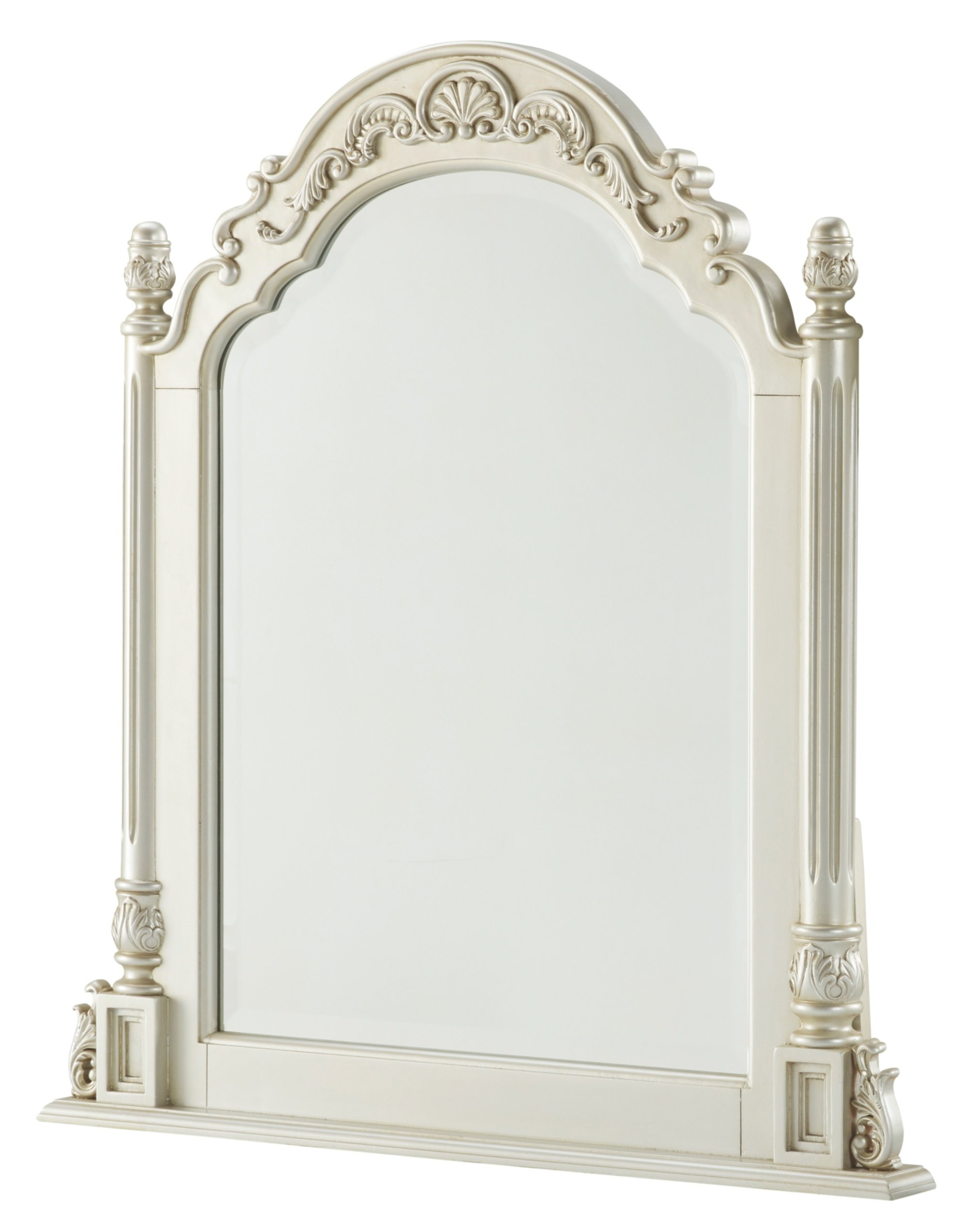 Petry Accent Mirror With Regard To Newest Saylor Wall Mirrors (View 8 of 20)