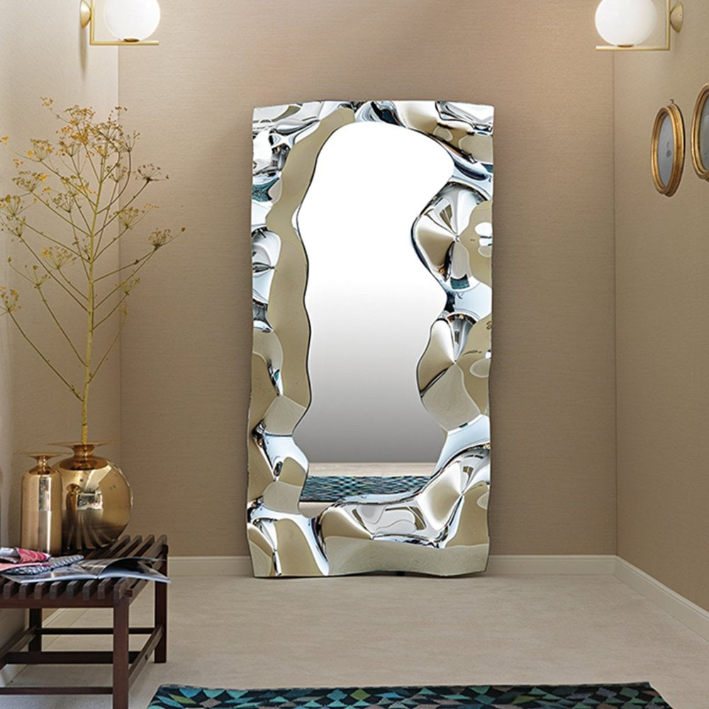 Phantom Leaning Mirror – Centre Within Fashionable Leaning Mirrors (View 9 of 20)
