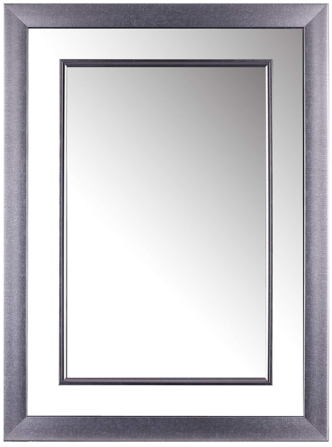 Plain Wall Mirrors Regarding Most Recently Released Amazon: Mirrorize (View 5 of 20)