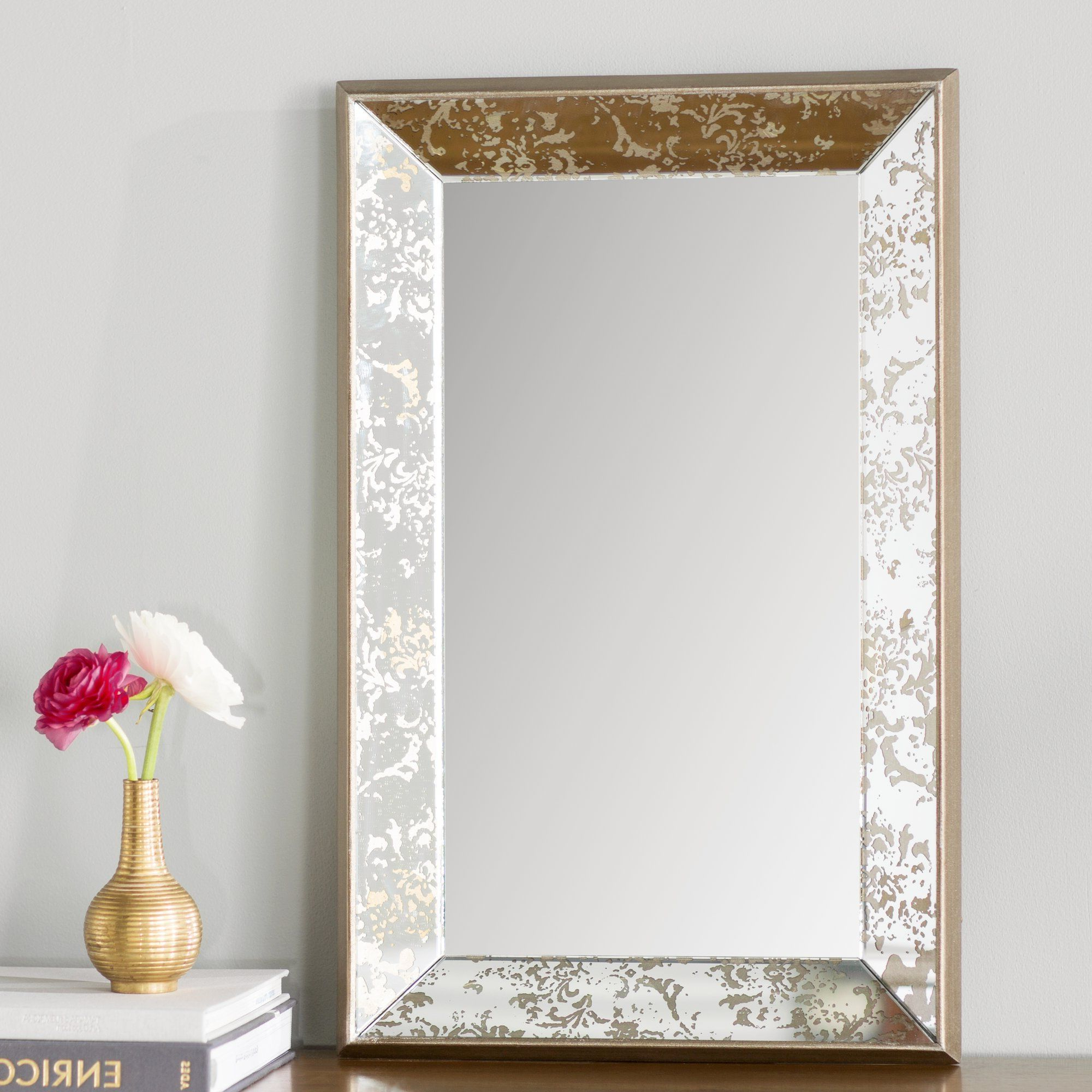 Popular 4 Fantastic Ideas: Long Wall Mirror Frames Oval Wall Mirror Vanities With Stamey Wall Mirrors (View 4 of 20)