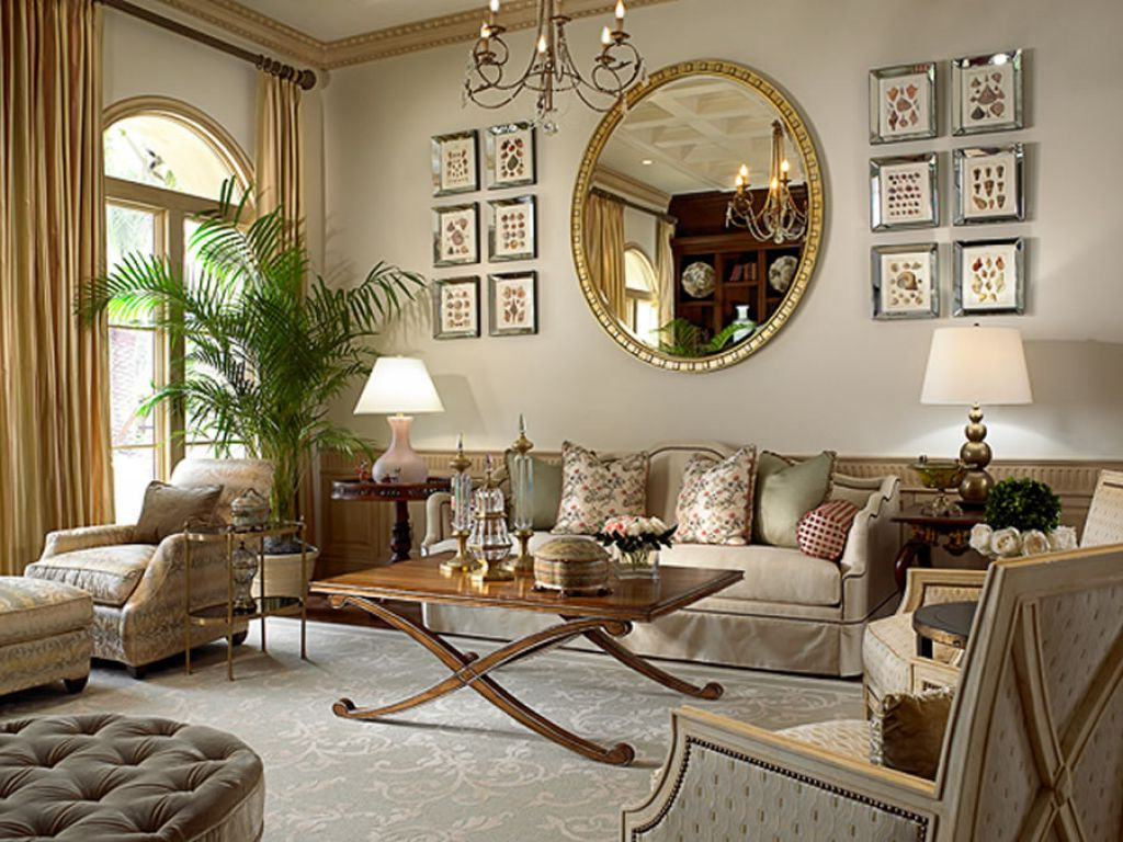Popular 5 Professional Tips To Select Best Suited Round Wall Mirror For Within Large Living Room Wall Mirrors (View 12 of 20)