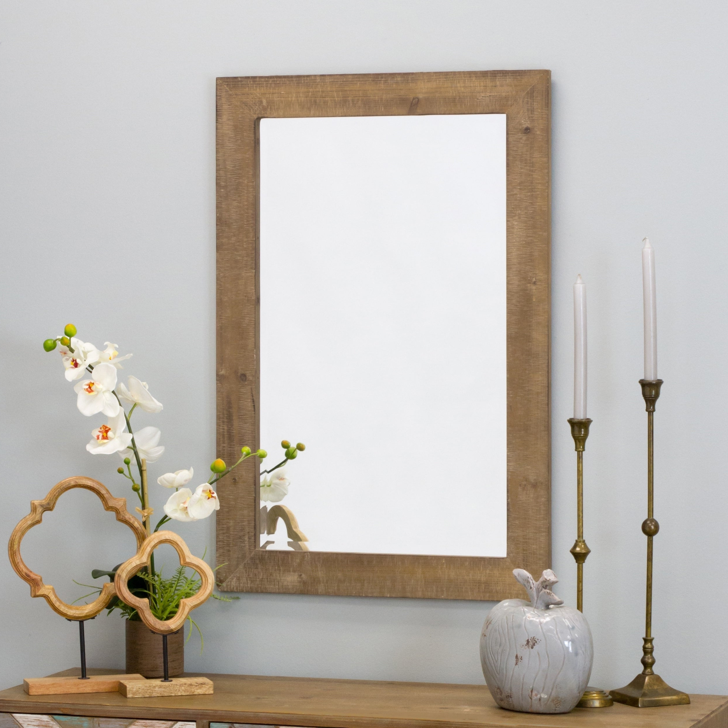 Popular Alie Traditional Beveled Distressed Accent Mirrors In Traditional Mirrors (View 19 of 20)