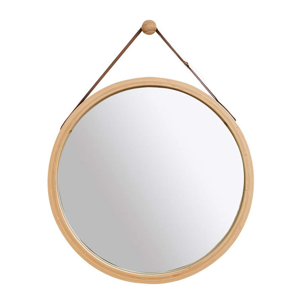 Popular Amazon: Wall Mirror Wall Hanging Wall Round Mirror With Within Adjustable Wall Mirrors (Gallery 10 of 20)