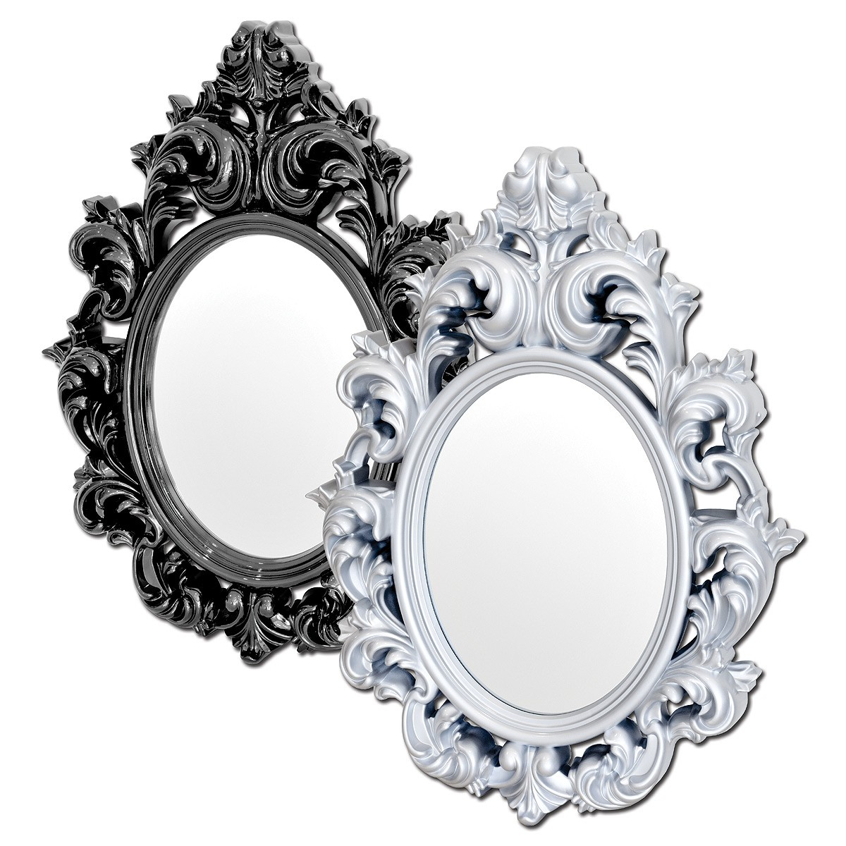 Popular Cheap Black Wall Mirrors In Ideas: Awesome Ornate Mirrorhand Crafted Mirrors Ideas (View 17 of 20)