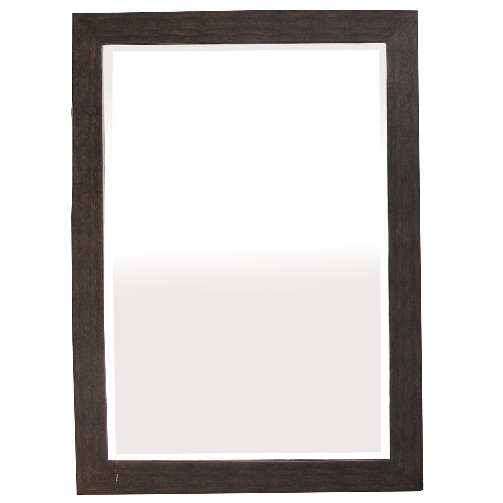 Popular Espresso Wall Mirrors For Yosemite Home Traditional Espresso Framed Wall Mirror (View 14 of 20)