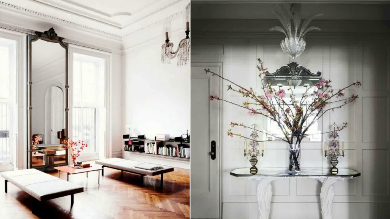 Popular 🔝 Mirror Interior Design Ideas (View 19 of 20)