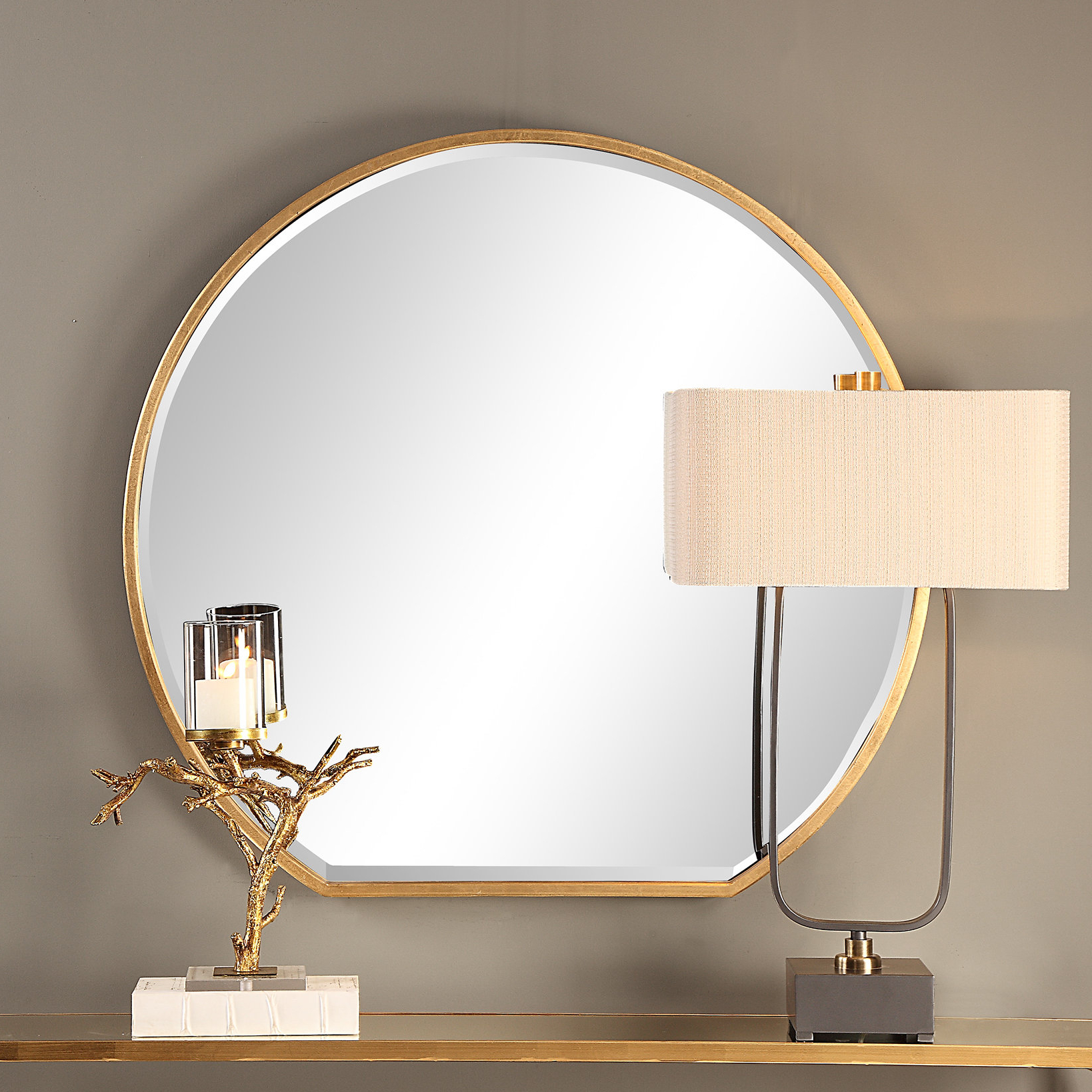 Popular Kelvin Accent Mirror Intended For Lugo Rectangle Accent Mirrors (View 18 of 20)