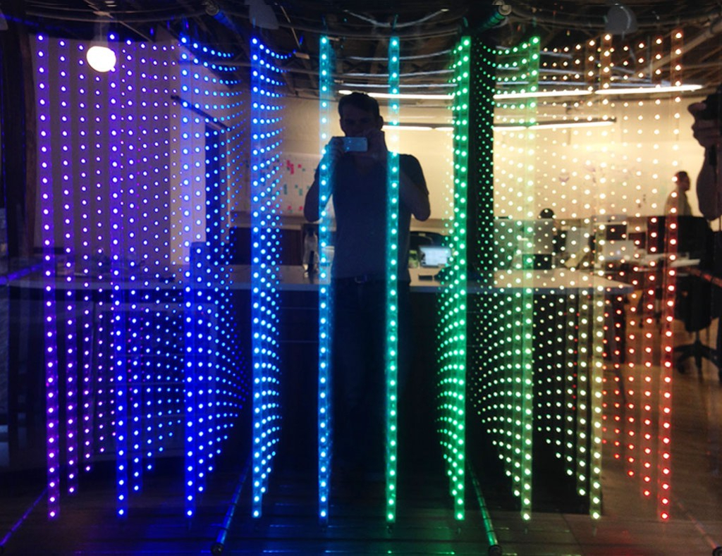 Popular Led Infinity Mirror (View 9 of 20)