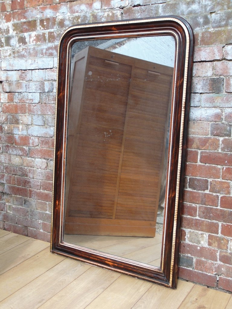 Popular Mercury Glass Wall Mirrors With Antique Mercury Glass Wall Mirror (View 17 of 20)