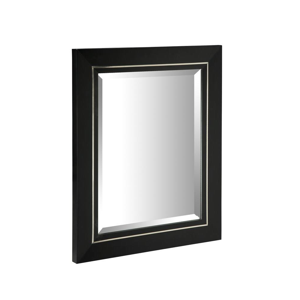 Popular Mini Wall Mirrors With Ryvyr Manhattan 30 In. X 25 In (View 16 of 20)