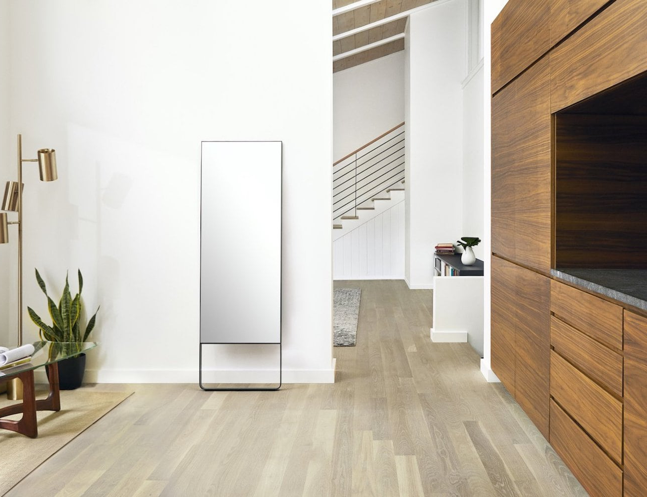 Popular Mirror Interactive Home Gym Pertaining To Wall Mirrors For Home Gym (View 14 of 20)
