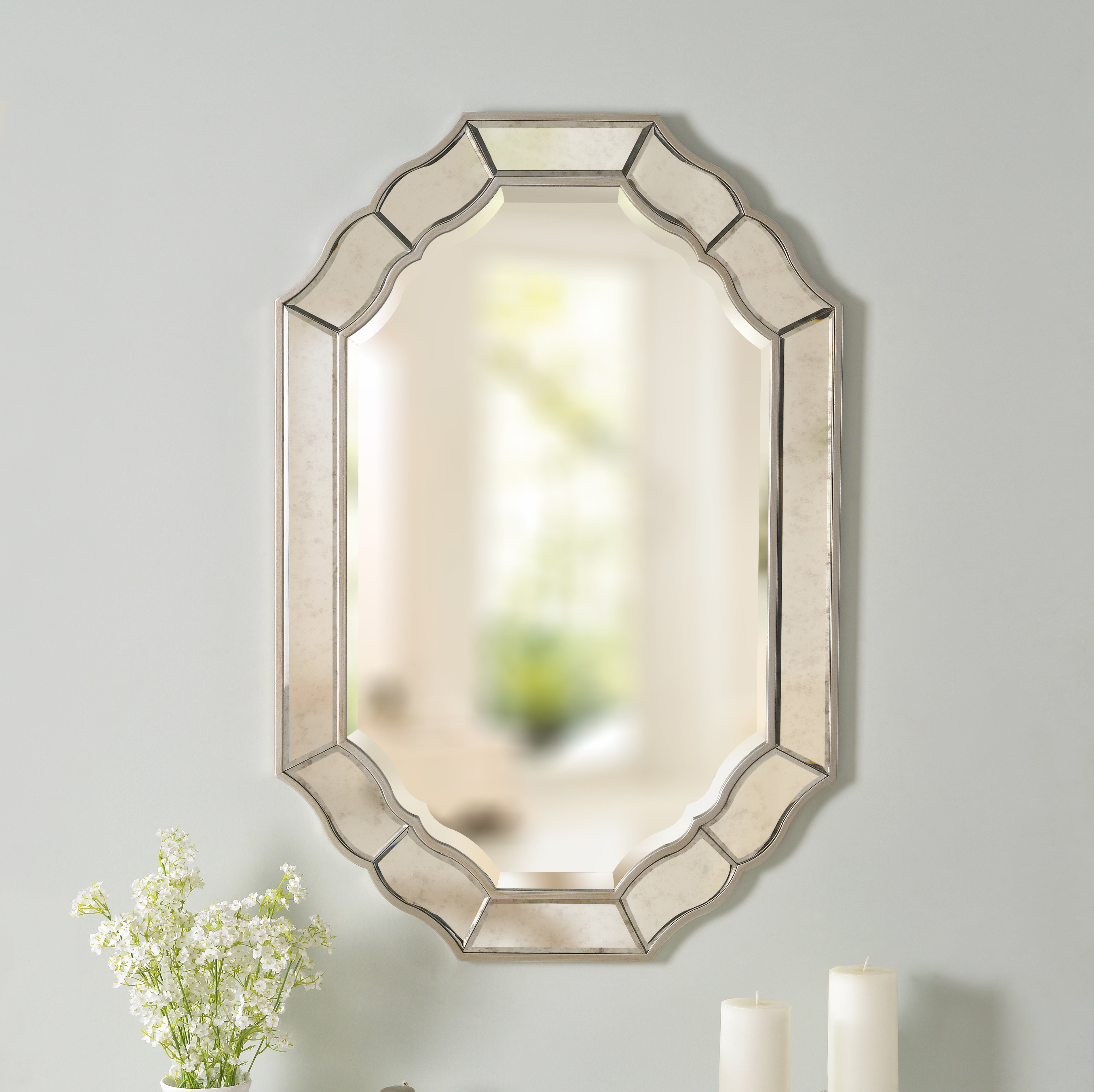 Popular Vetter Accent Mirror For Menachem Modern & Contemporary Accent Mirrors (View 17 of 20)