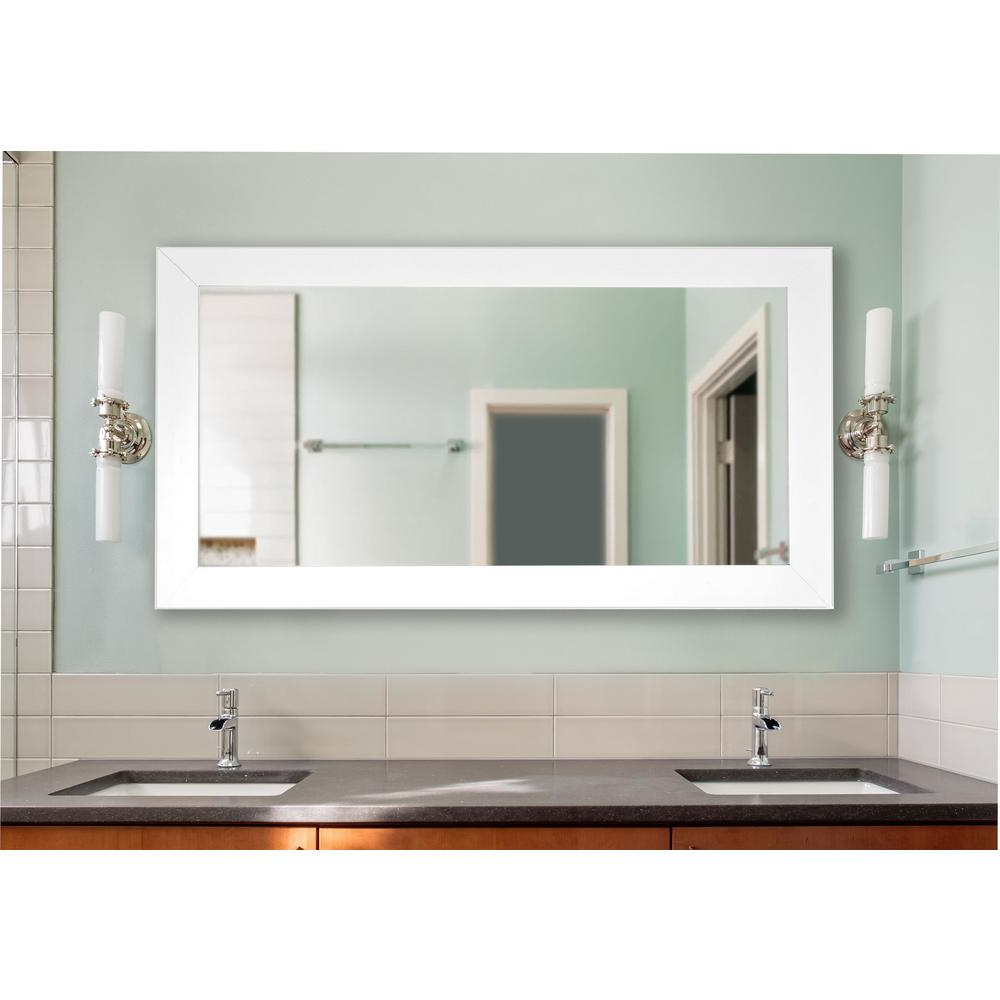 Popular Wide Wall Mirrors With 70 In. X 35 In (View 4 of 20)