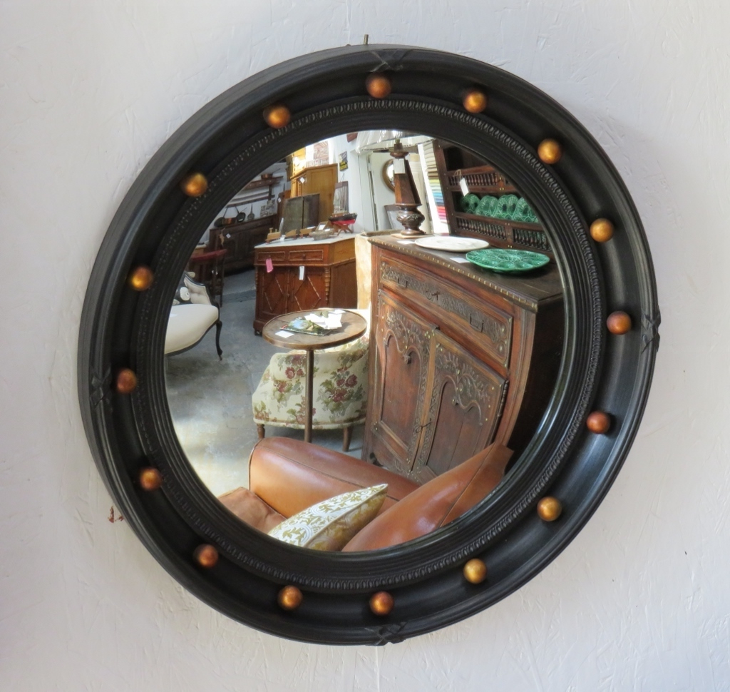 Porthole Wall Mirrors Pertaining To Current Butlers Porthole Convex Wall Mirroratsonea (View 11 of 20)