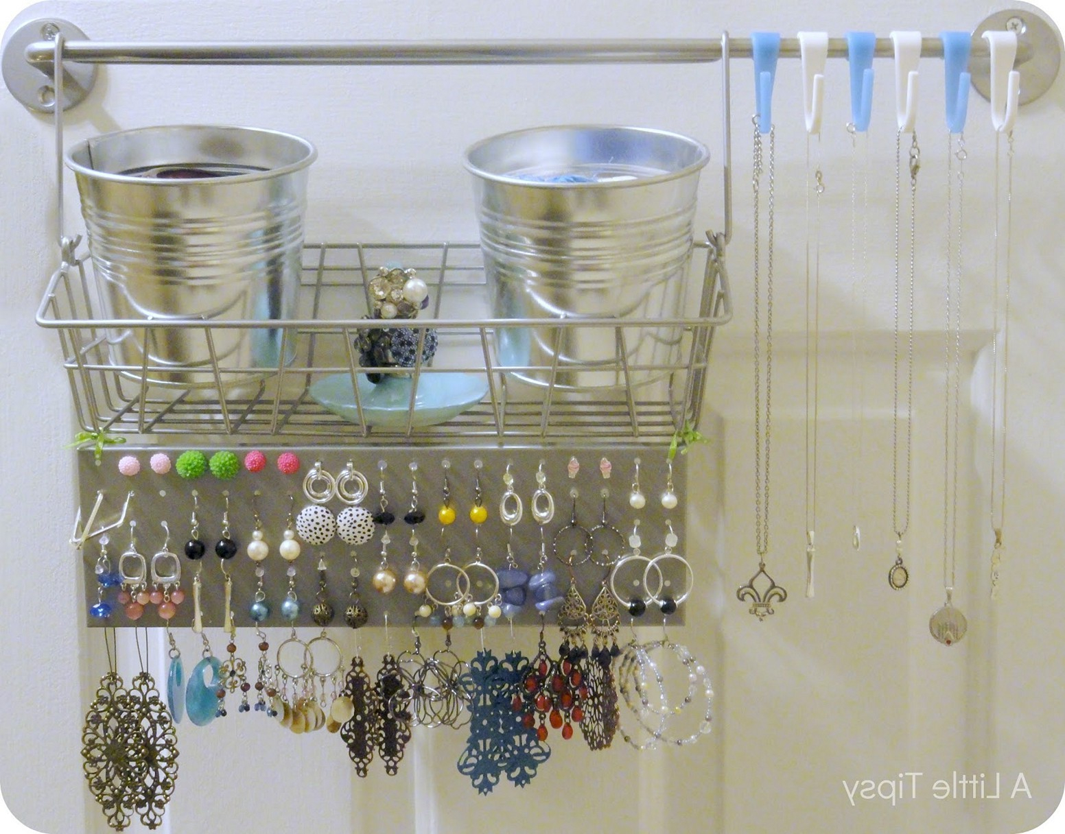 Preferred 37+ Most Favored Stylish Diy Jewelry Wall Organizer That You Do When With Regard To Hallas Wall Organizer Mirrors (View 20 of 20)