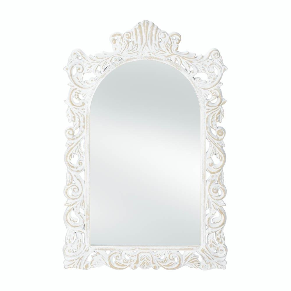 Preferred Amazon: Decorative Wall Mirrors, Unique Contemporary Art Grand Throughout Etched Wall Mirrors (View 7 of 20)