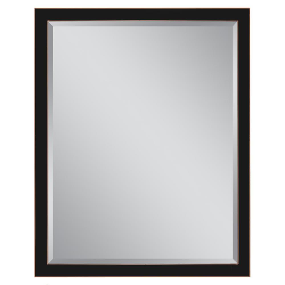 Preferred Classic Wall Mirrors Regarding Deco Mirror 30 In. W X 40 In. H Classic 1.5 In (View 15 of 20)