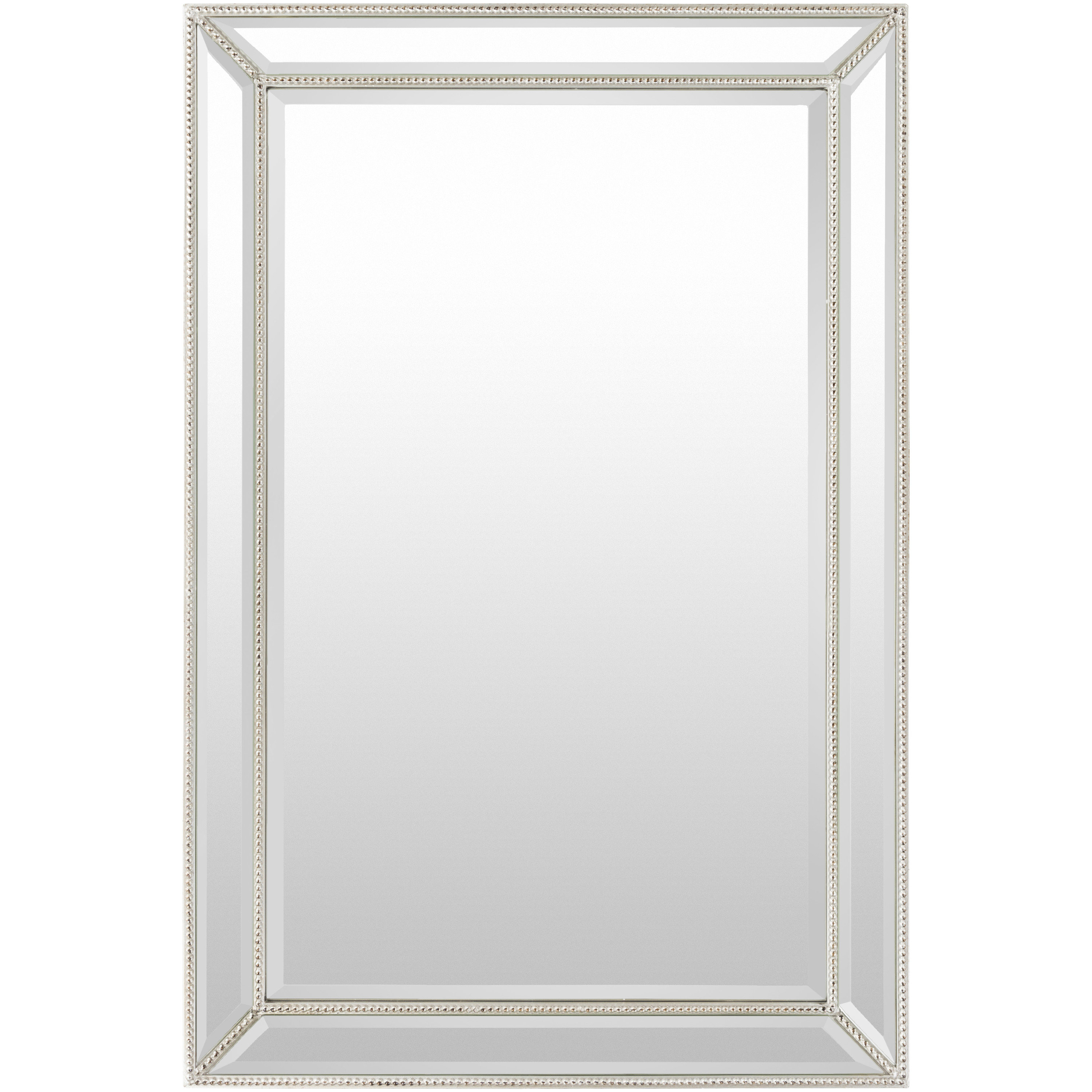 Preferred Darby Home Co Tutuala Traditional Beveled Accent Mirror With Traditional Beveled Accent Mirrors (View 17 of 20)