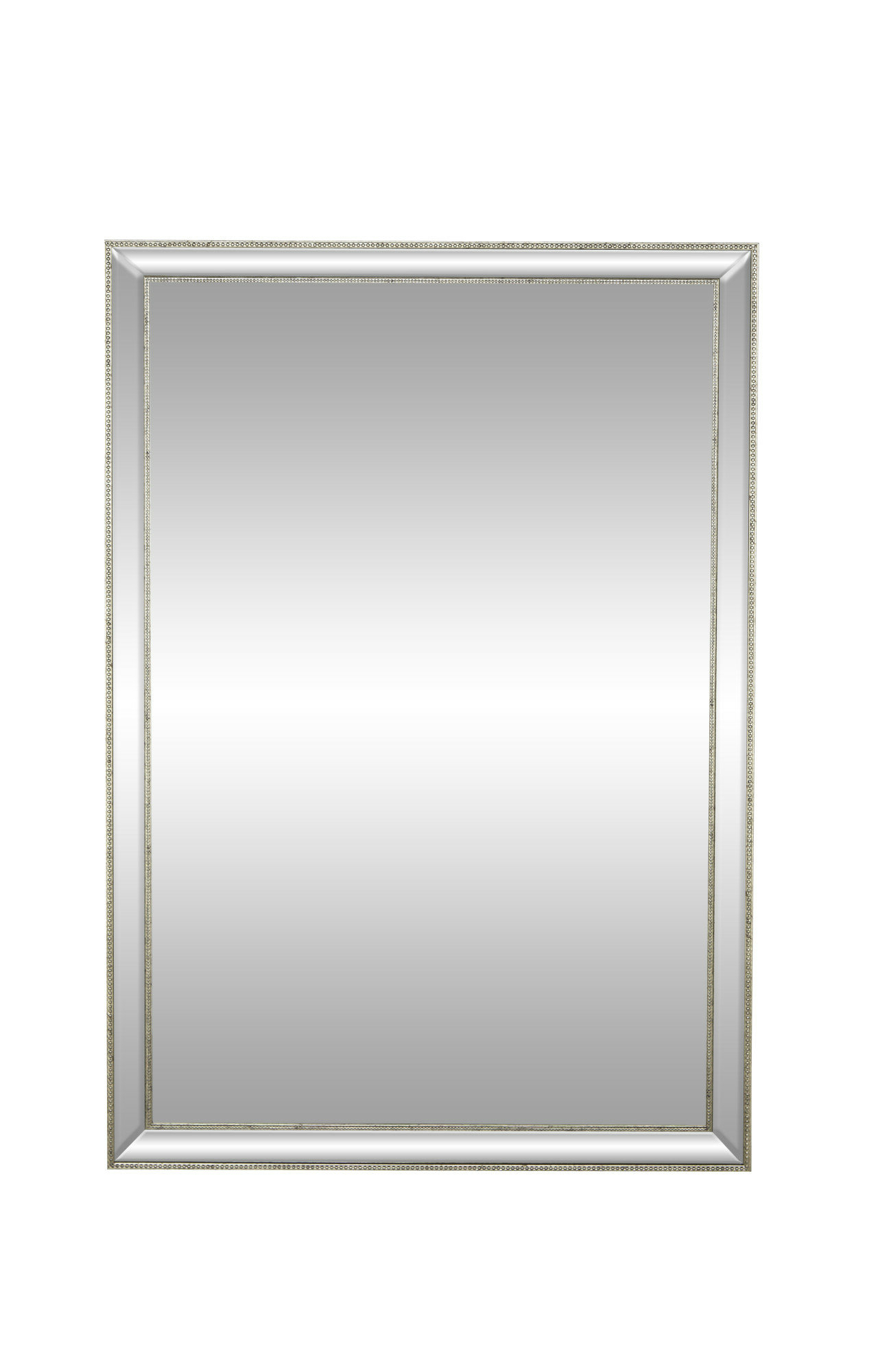 Preferred Dedrick Decorative Framed Modern And Contemporary Wall Mirrors Regarding Mabrey Modern Rectangular Full Length Mirror (View 16 of 20)
