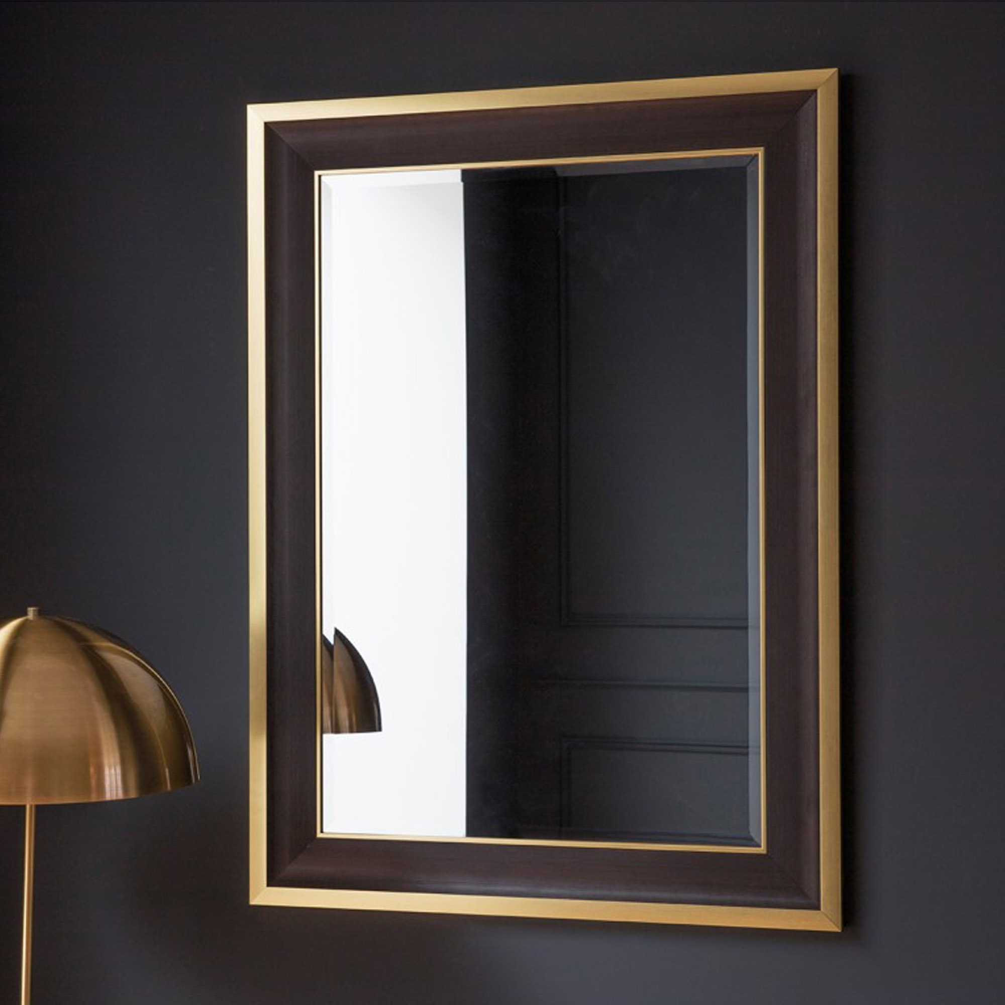 Preferred Edmonton Rectangle Wall Mirror In Rectangle Wall Mirrors (View 2 of 20)